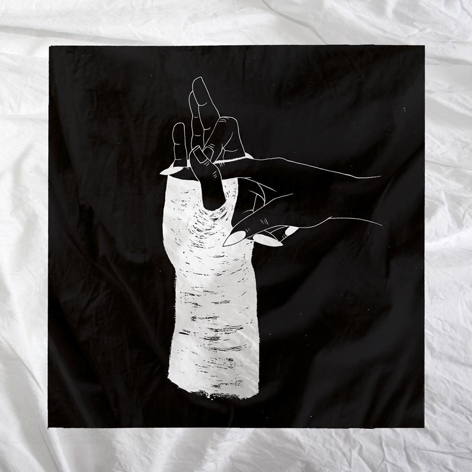 Mont-Doré - Fractures - artwork - 1600x1600